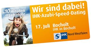 3. IHK-Azubi-Speed-Dating in Bocholt